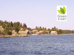 Green Start sustainable tourism by the archipelago sea
